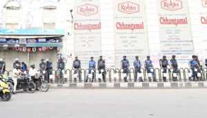 PICTURES | Lucknow halts during Bharat Bandh
