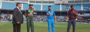 Asia Cup   Ind vs Ban: India win toss, opt to bowl