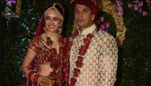 Newly wedded Yuvika can't wait for her first karwa chauth