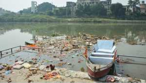 Religion plays a major role in turning rivers toxic | Check pics