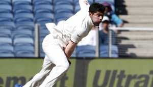 Umesh Yadav added to India squad after clearing fitness Test