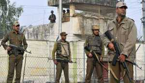 Man trying to sneak into UP CRPF camp, arrested