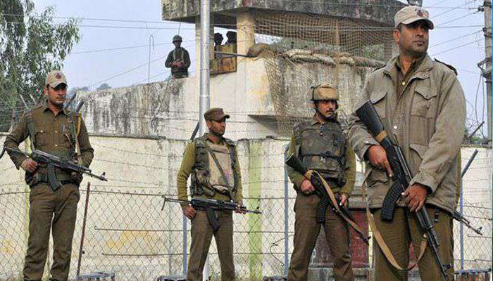 Man trying to sneak into UP CRPF camp, nabbed