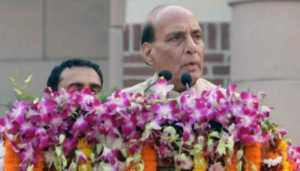 India surrounded with possibilities, not incapabilities: Rajnath