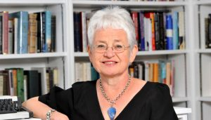 Jacqueline Wilson opens up about her book 'My Mum Tracy Beaker'