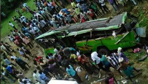 Odisha: Bus carrying 30 people falls from bridge; 12 killed