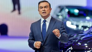Nissan Chairman Carlos Ghosn arrested over acts of misconduct