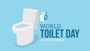 World Toilet Day 2018 | DYK how much months of your life you spend in toilet