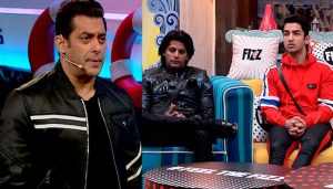 Salman tells Surbhi Rana viewers are switching off their TV sets due to her, favours Sreesanth and Dipika
