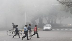 Weather Report: Winter Season begins, IMD issues rain alert in North India