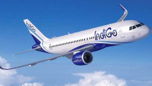 Two IndiGo pilots suspended for flying plane with tail support