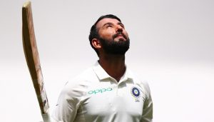 If you stay indoors right now, you are fighting the battle for your country: Pujara