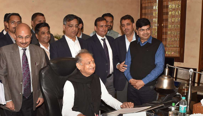 Rajasthan: 23 ministers take oath in cabinet