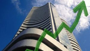 BSE Sensex trading 391 points higher on Thursday; NIFTY reclaims 10,800 level