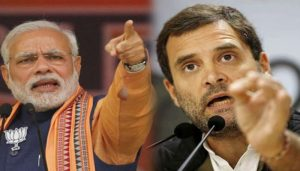 Rahul Gandhi taunts PM Modi for not talking about China