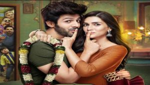 Luka Chuppi trailer out: Kartik Aaryan and Kriti Sanon's live-in drama promises a big laugh