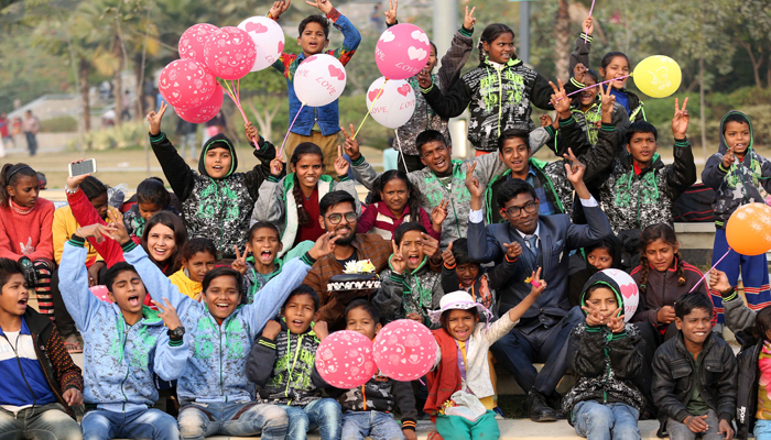 Lucknow welcomes New Year 2019 with hopes of dawns and opportunities