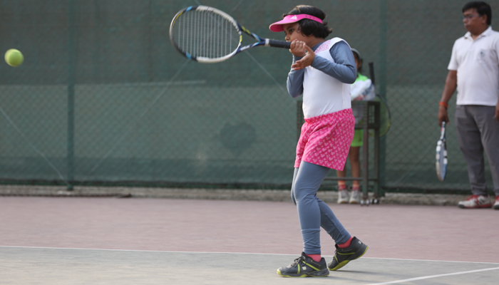 Aairah, Siddharth clinch double titles at LPMD Tennis championship 2019