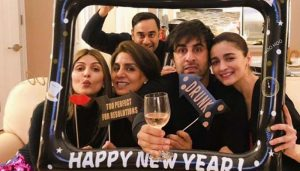 Love is in the 'year' for Alia and Ranbir   See Pictures