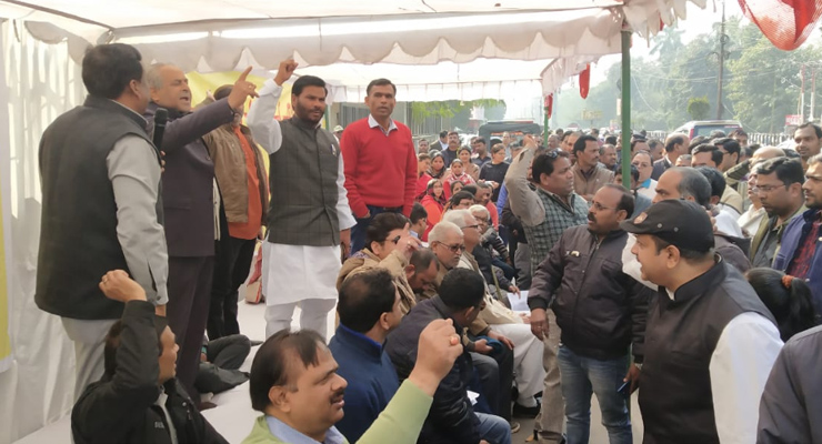 Work boycott by power engineers across the country