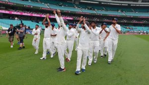 India registers record breaking victory against Aussies