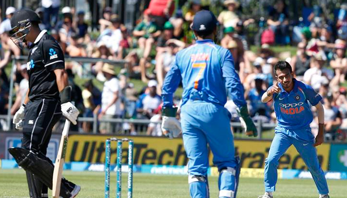1st ODI: India restricts New Zealand to 157