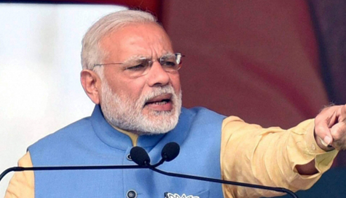 EVMs are being made villain because opposition know they cant win: Modi
