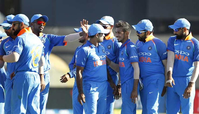 3rd ODI at Bay Oval   India restricts New Zealand to 243 runs