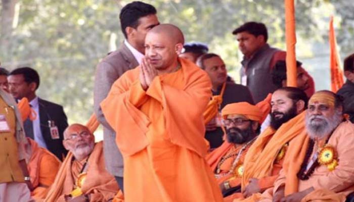 Name change of Ardhkumbh brings CM Yogi under criticism