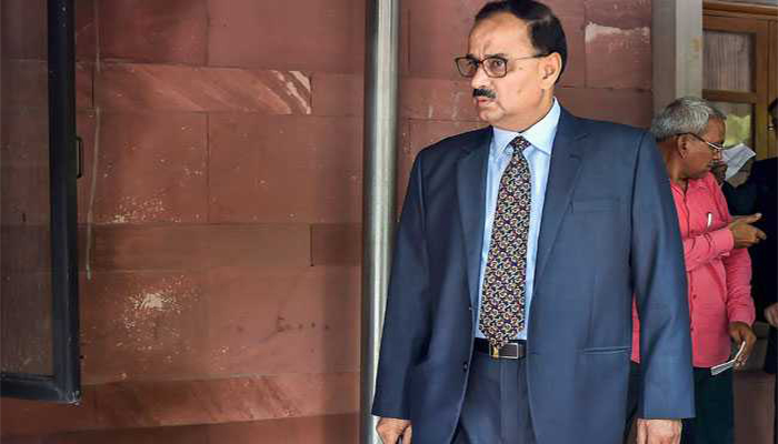 Former CBI Director Alok Verma fails to join new post, puts pension at stake