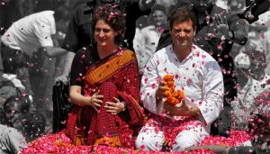 BJP leader calls Rahul- Priyanka the Ravana-Surpanakha duo