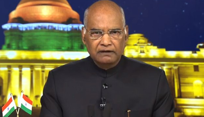 R-Day is an opportunity to remember Independence, brotherhood: Prez Kovind