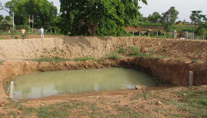 Heres how one Santosh Kumar changed lives of many by conserving rain water!