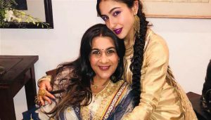 """""""It will take me a long time to be compared to my mother"""": Sara Ali Khan"""