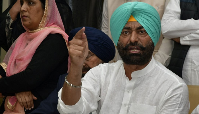 AAPs suspended MLA Sukhpal Singh Khaira resigns from party