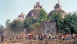 This is how the Ayodhya matter found its way to the Supreme Court