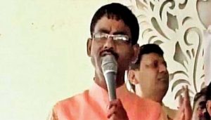 Bomb people who feel unsafe in India, says BJP MLA Vikram Saini