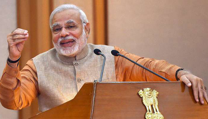 BJPs Upper caste reservation Bill in Parliament; A historic day, says Modi