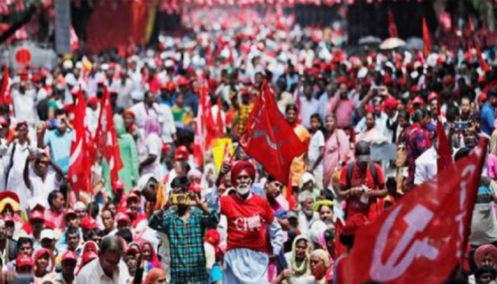 Banking services to be hit, as trade unions starts 2-days strike