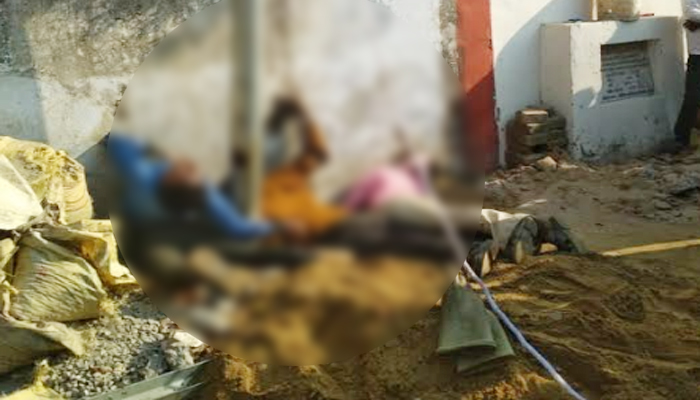 Bareilly: Three dead, two injured while laying underground cable