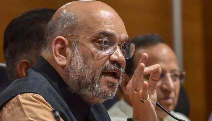 BJP chief Amit Shah discharged from AIIMS
