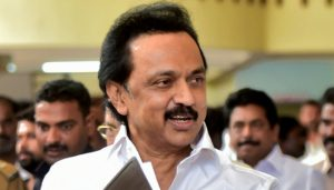 We don't believe in exit polls, says DMK President M K Stalin