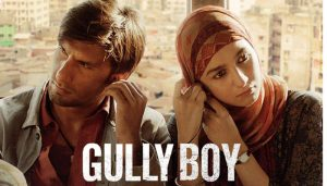 Zoya Akhtar's 'Gully Boy' India's official entry to 92nd Academy Awards