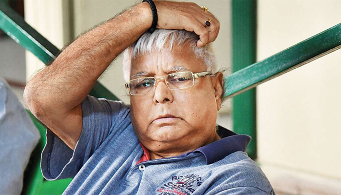 Spl court issues production warrant againt Lalu in defamation case