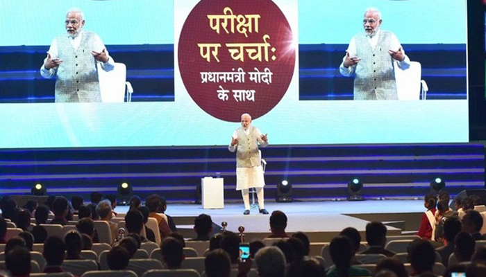 Modi to share 'Modi Mantra' with students over radio, phone to pass exams