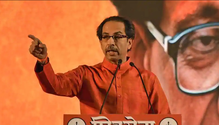 "Donald Trump's Welcome preparations show ""slave mentality"": Shiv Sena"