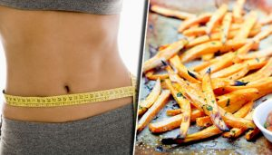 Potato diet will help you lose weight, see video
