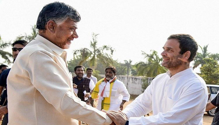 Congress to go solo in Andhra Pradesh, will not tie-up with TDP