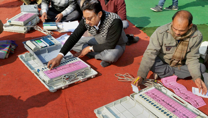 Rajasthan-Haryana polls: Congress leads in Ramgarh lags behind in Jind
