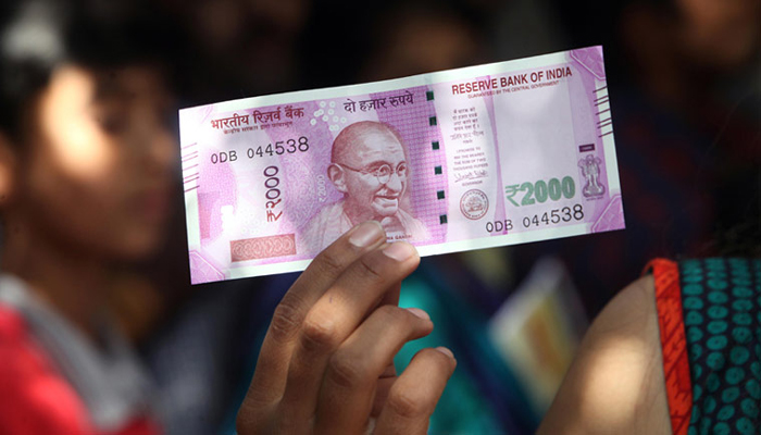 RBI scales down printing of 2000 rupee note, says report